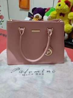 Palomino pink bag
