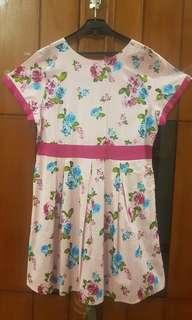 bigsize Dress floral