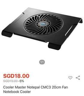 *BNIB* Cooler Master CNC3 Fan
