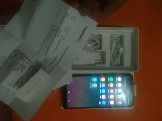 Samsung a8+ 6/64 baru 2bulan like new
