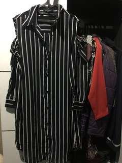 Dress/tunik new look