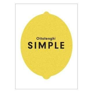 Ottolenghi SIMPLE (HARD COVER)