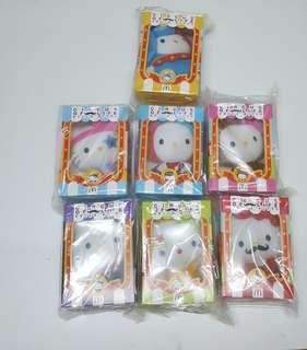 McDonald's Hello Kitty circus