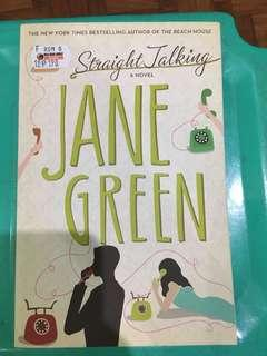 Straight Talking by Jane Green