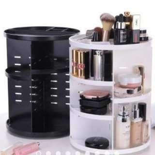 Rotating Make Up Organizer