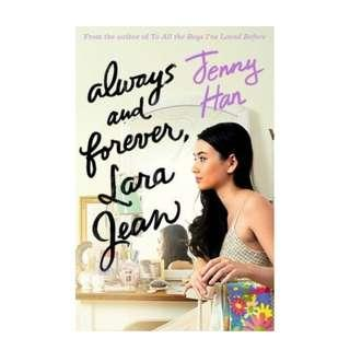 Always and Forever, Lara Jean (SOFT COVER)