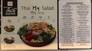 Thai Express Vouchers