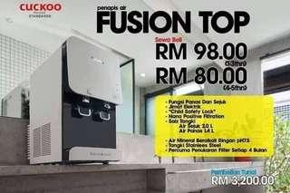 Cuckoo Water Purifier- FUSION TOP