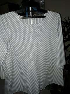 Ms.Read Office Blouse