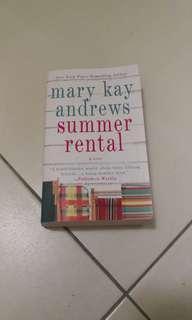 Mary Kay Andrews Summer Rental
