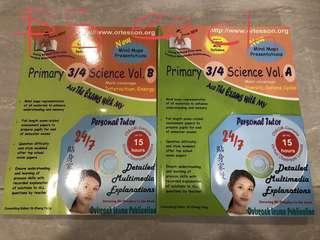 P3/P4 Sci Assessment Book, each $5