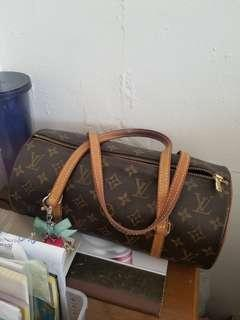 Authentic Louis Vuitton Papilon 30