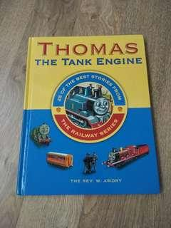 Thomas The Tank Engine(硬皮)
