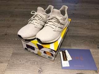 Adidas Ultraboost 4.0 Triple White US 10.5