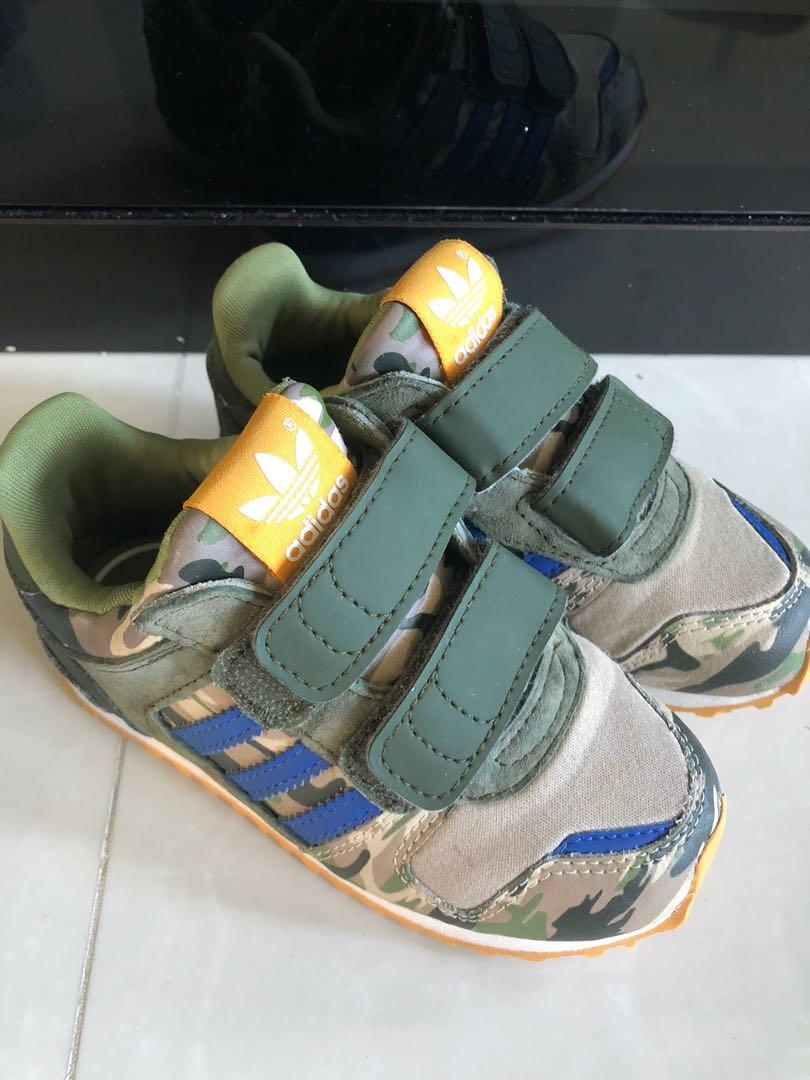 Adidas Shoes for 1 year old! authentic