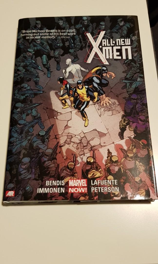 All-New X-Men Vol.2 Hardcover