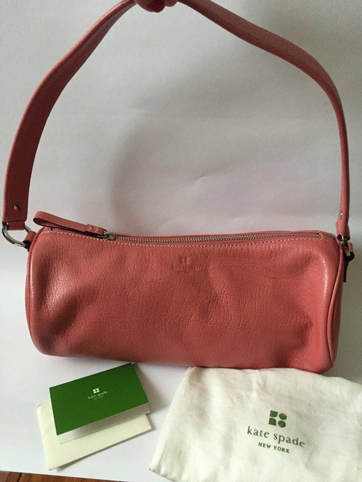 Authentic Kate Spade Leather Bag 8be70a638aefa