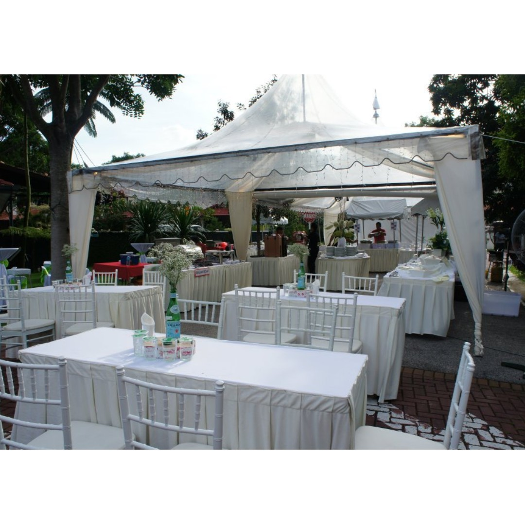 Canopy Rental