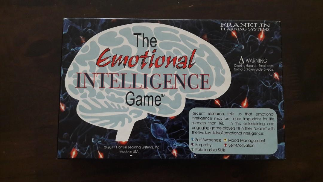 Children EQ board games - The emotional intelligence game