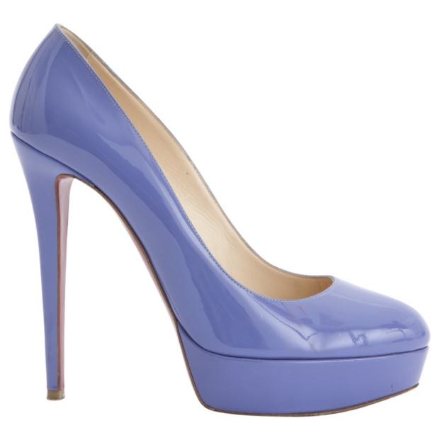 release date: 66b58 91db9 Christian Louboutin 140 Bianca Patent Leather