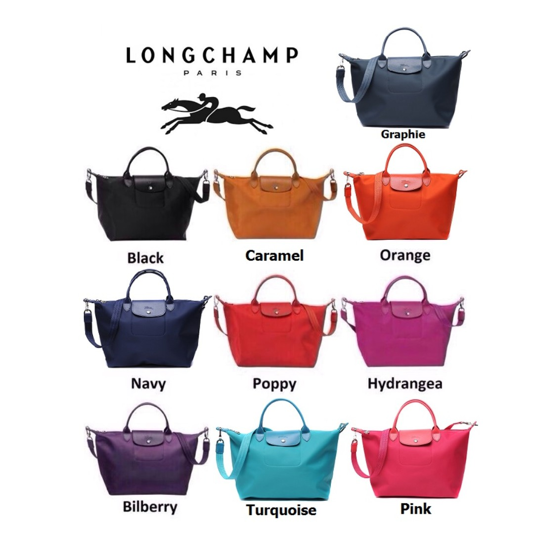CLEARANCE SALES!!Authentic Longchamp Le Pliage Neo Small   Medium ... aa2059ba28f01