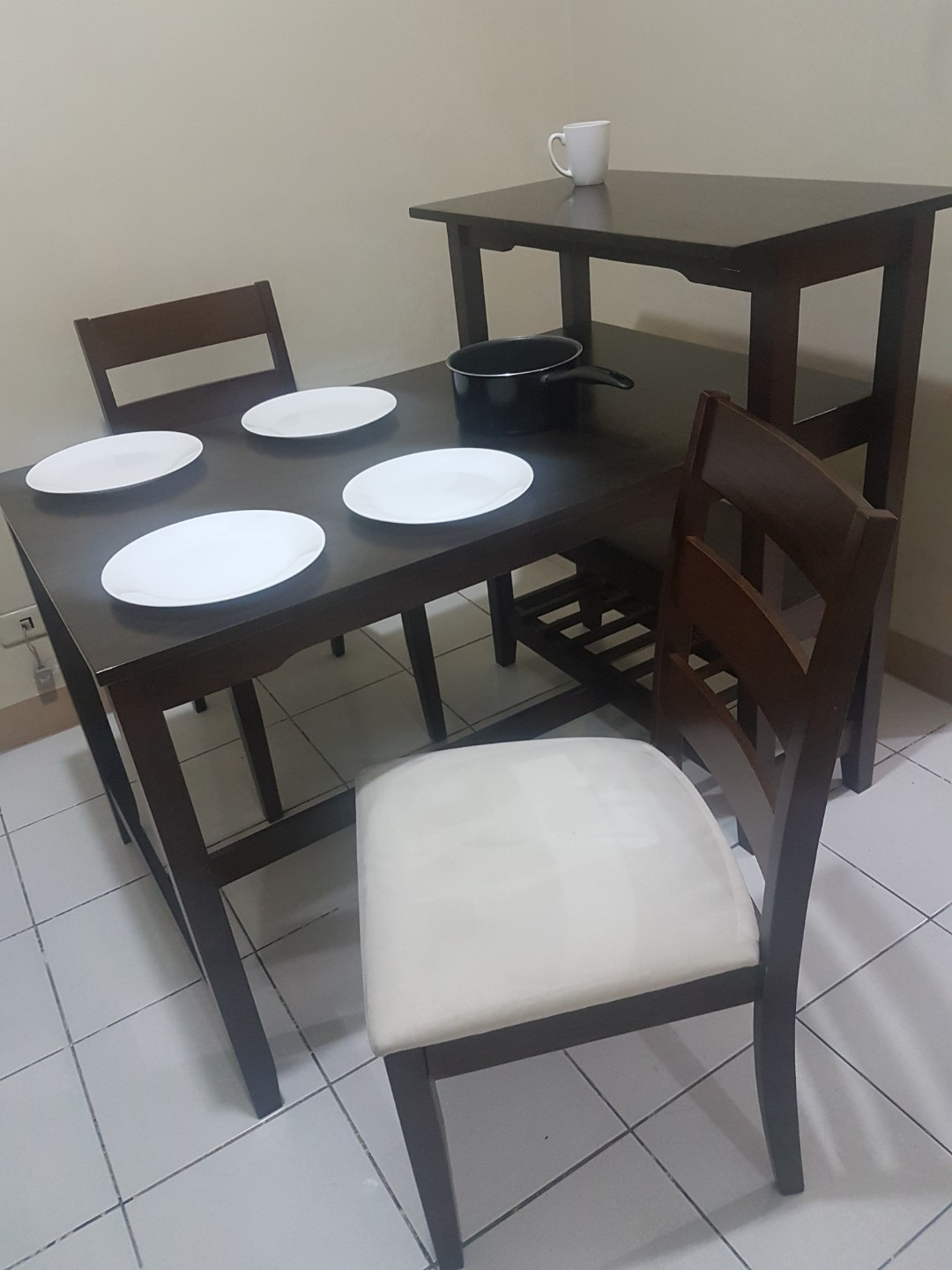 Dining Table ONLY Home Furniture On Carousell