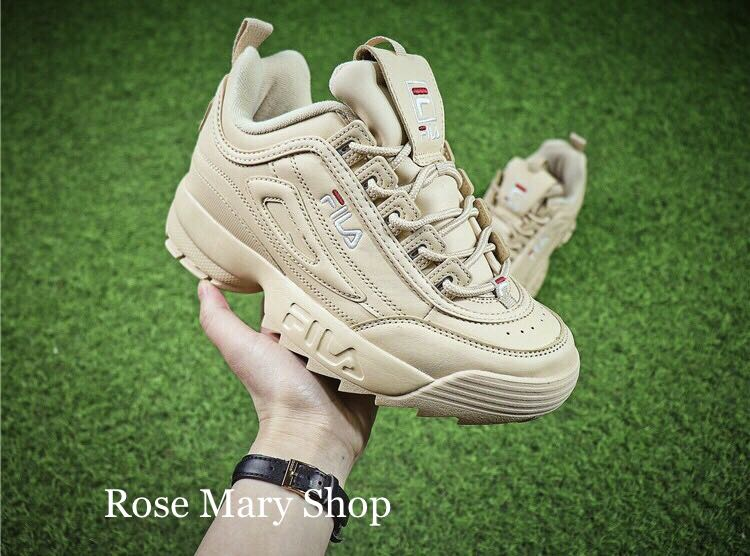 75ce3c3485b51 FILA  Disruptor II Originals Sports Shoes Casual Shoes Size  36 ...