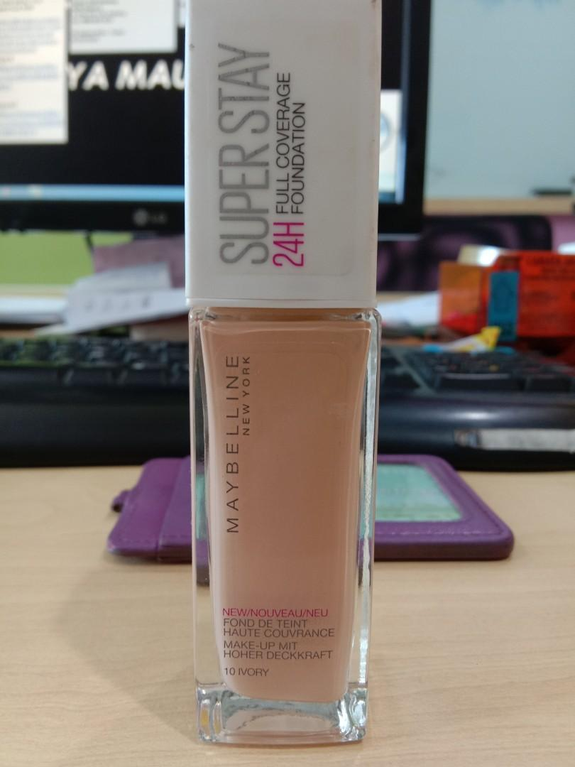 Foundation Maybelline Super Stay