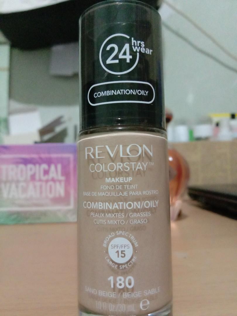 Foundation Revlon Colorstay Sand Beige