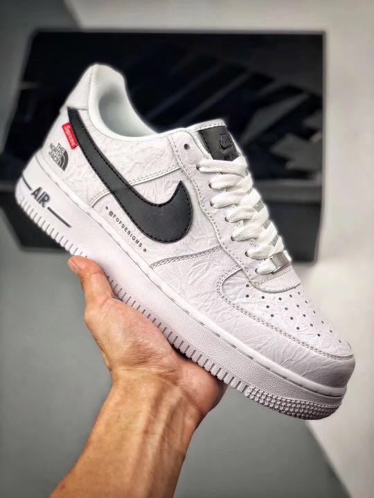 Full size ) Nike Air Force 1 X supreme
