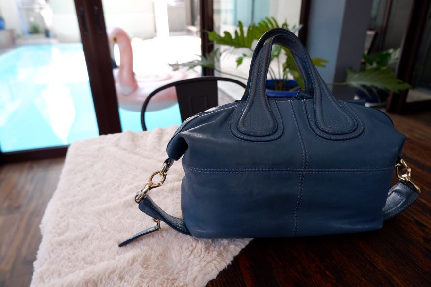 1e9bb842cc Givenchy Nightingale Micro Zanzi Satchel Bag