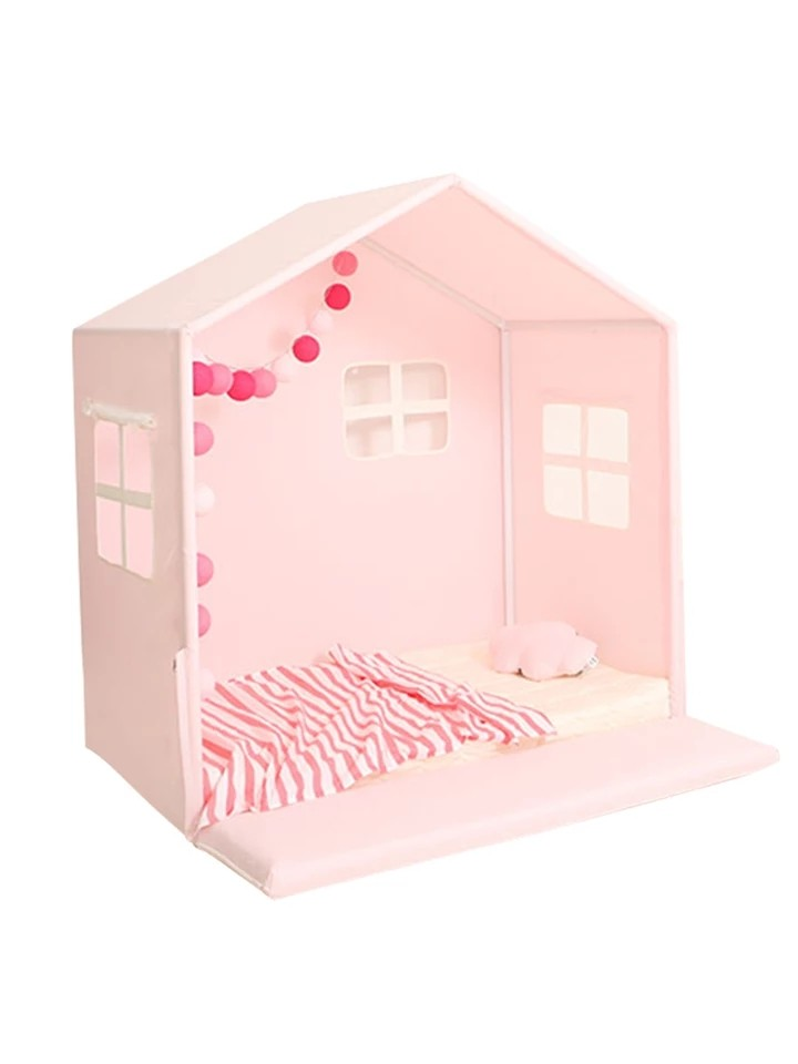 Kids Bumper Playhouse Bed Babies Kids Cots Cribs On Carousell