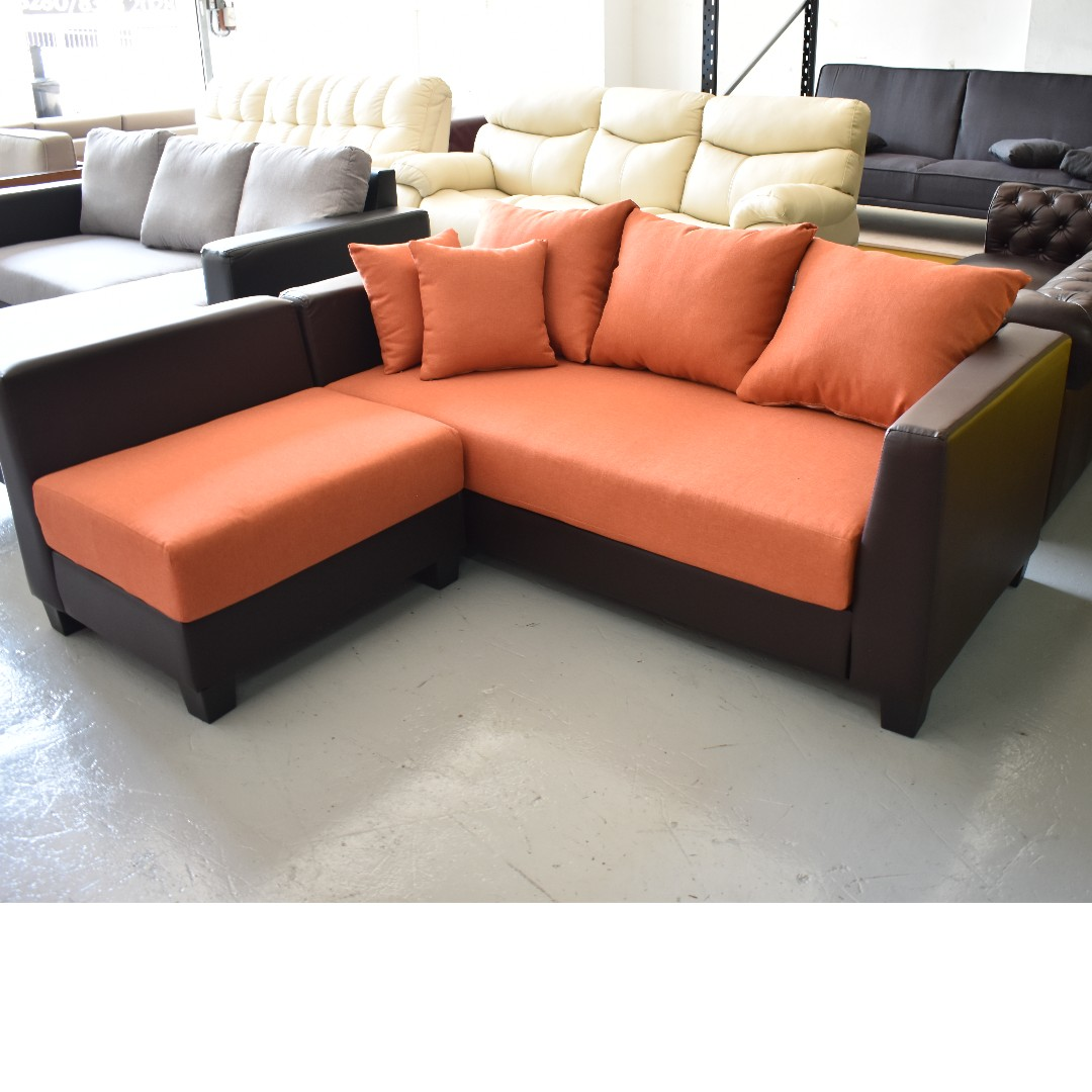 L Shape Sofa New 1 8m Furniture Sofas On Carousell