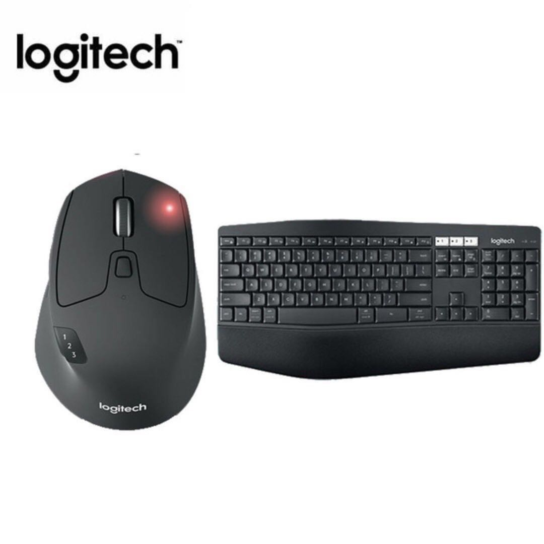 d8704804864 Logitech MK850 Multi-device PERFORMANCE Wireless Keyboard and Mouse ...