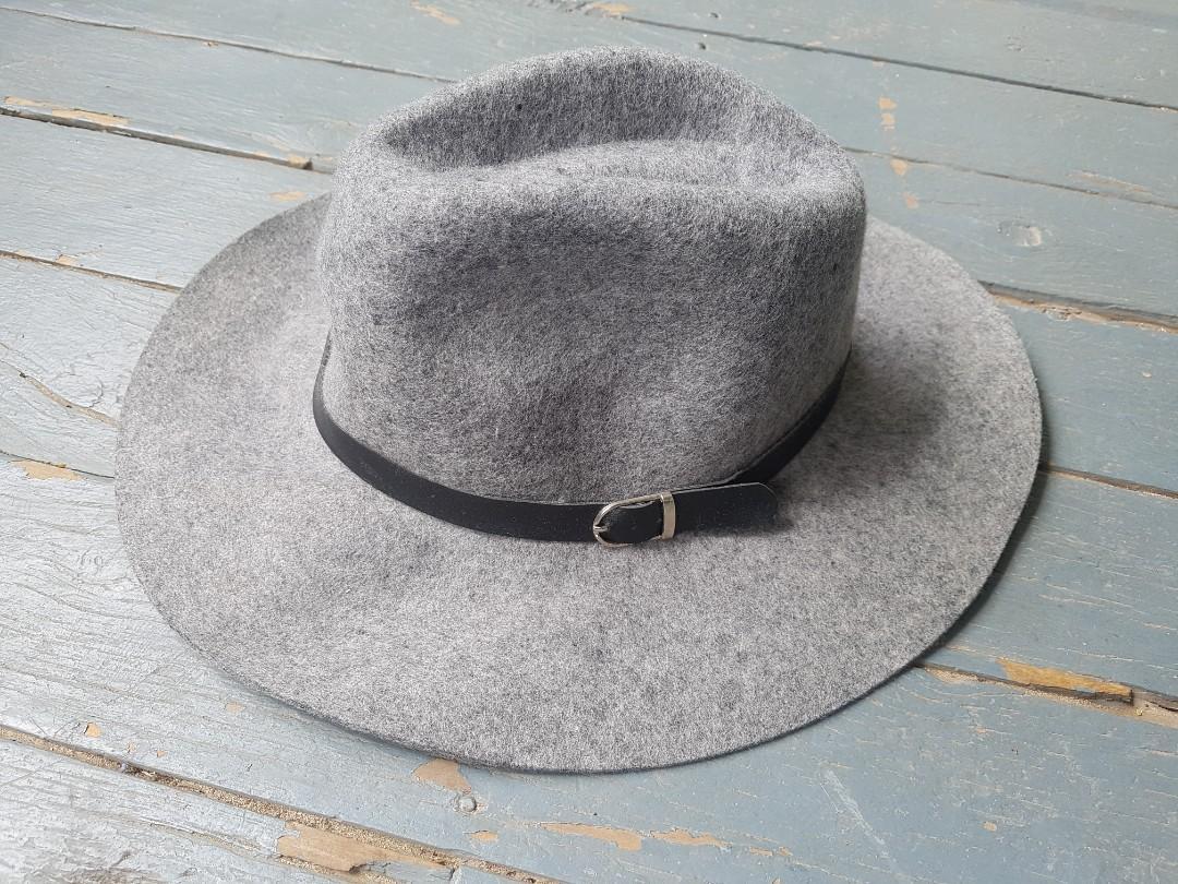 New Miss Shop wool felt hat