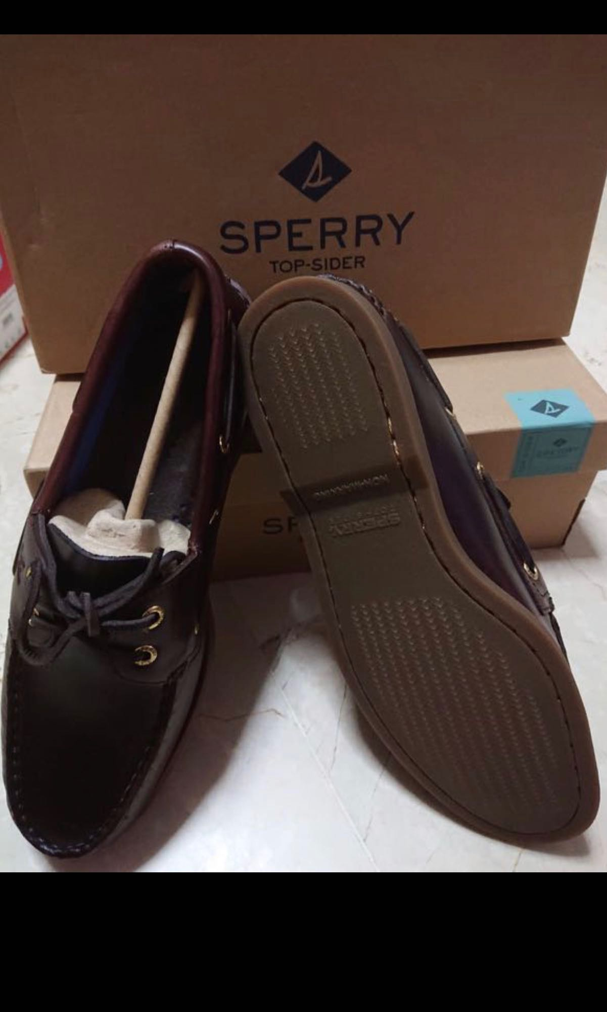 e88a782478 new Sperry Authentic Boat Shoes