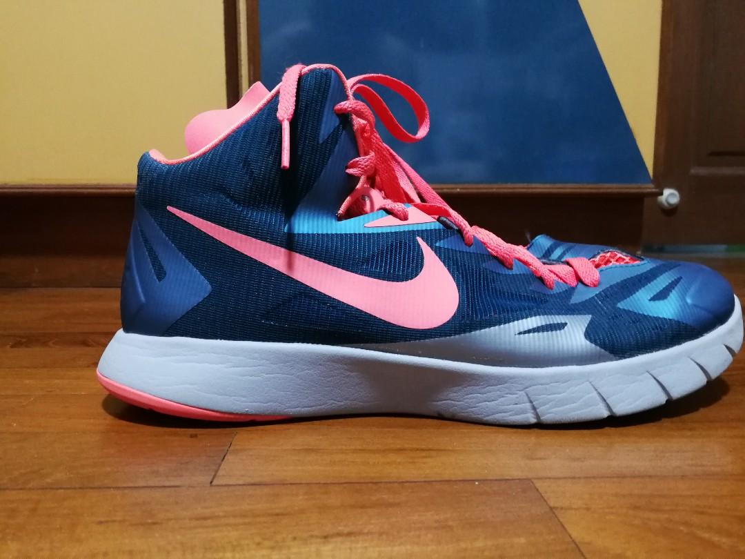 790deafac247 Nike Hyperquickness LUNARLON Basketball shoes
