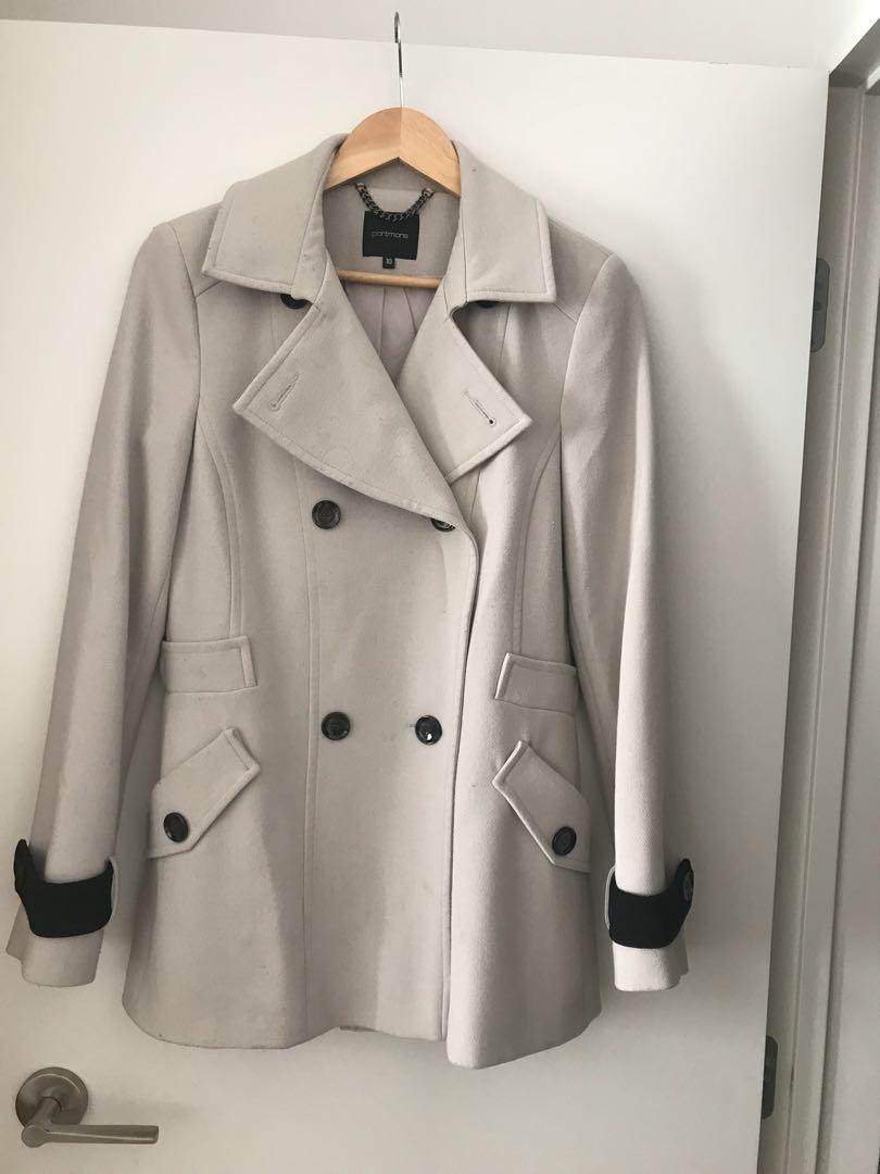 Portmans size 10 Coat