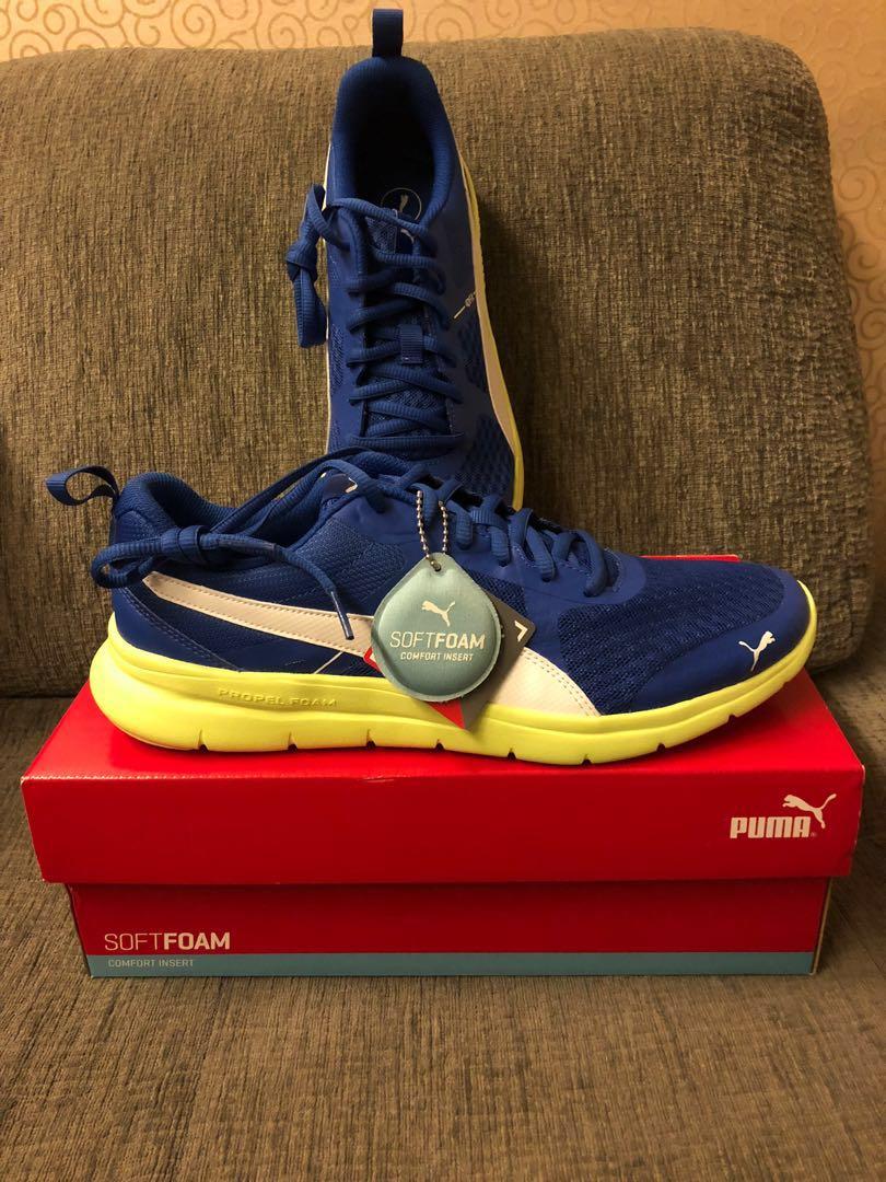 fb463edfa10f PUMA Flex Essential Men Sport Sneakers