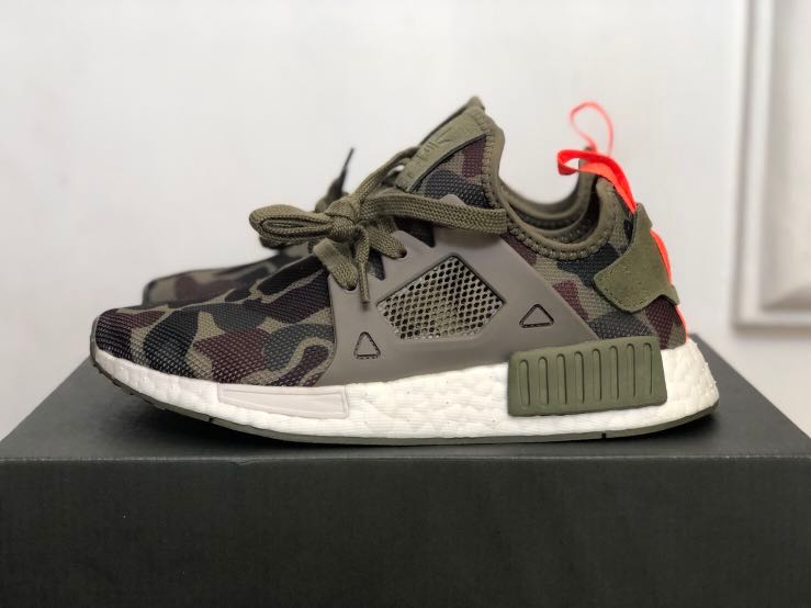 new products ae8a5 7404f ❗️REPRICE❗️Adidas Originals NMD XR1 Olive Duck Camo