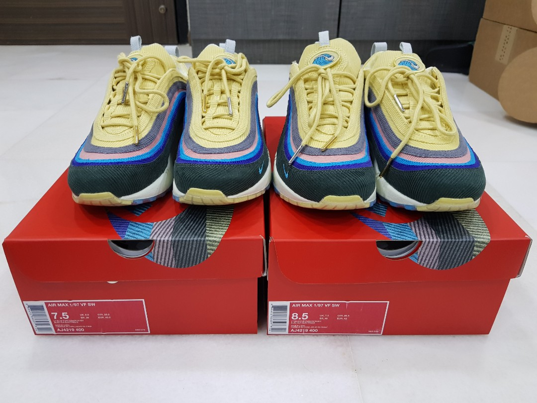 Sean Wotherspoon 1 97 VF (US7.5   US8.5) a0283b18c