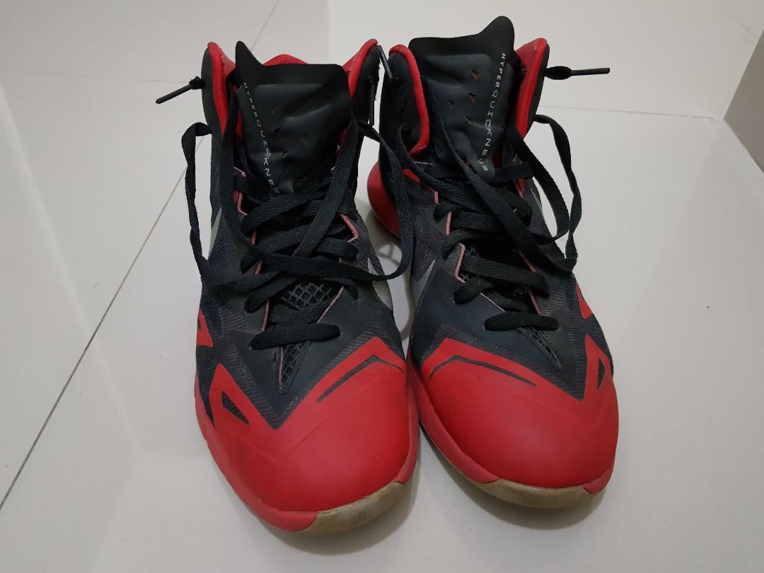 huge discount daef6 5332f Sepatu basket Nike, Men s Fashion, Men s Footwear on Carousell