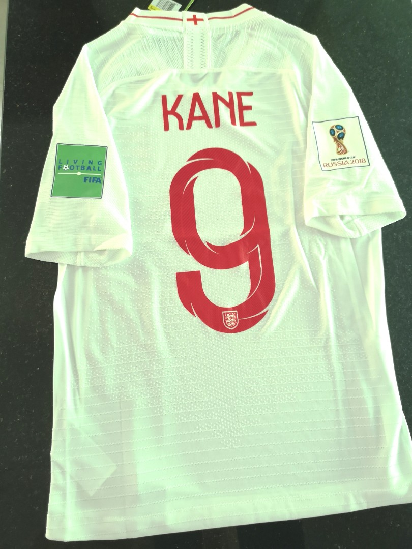 70d4f7d8a SIZE S &M - IN STOCK - KANE  England World Cup 2018 Home Jersey ...