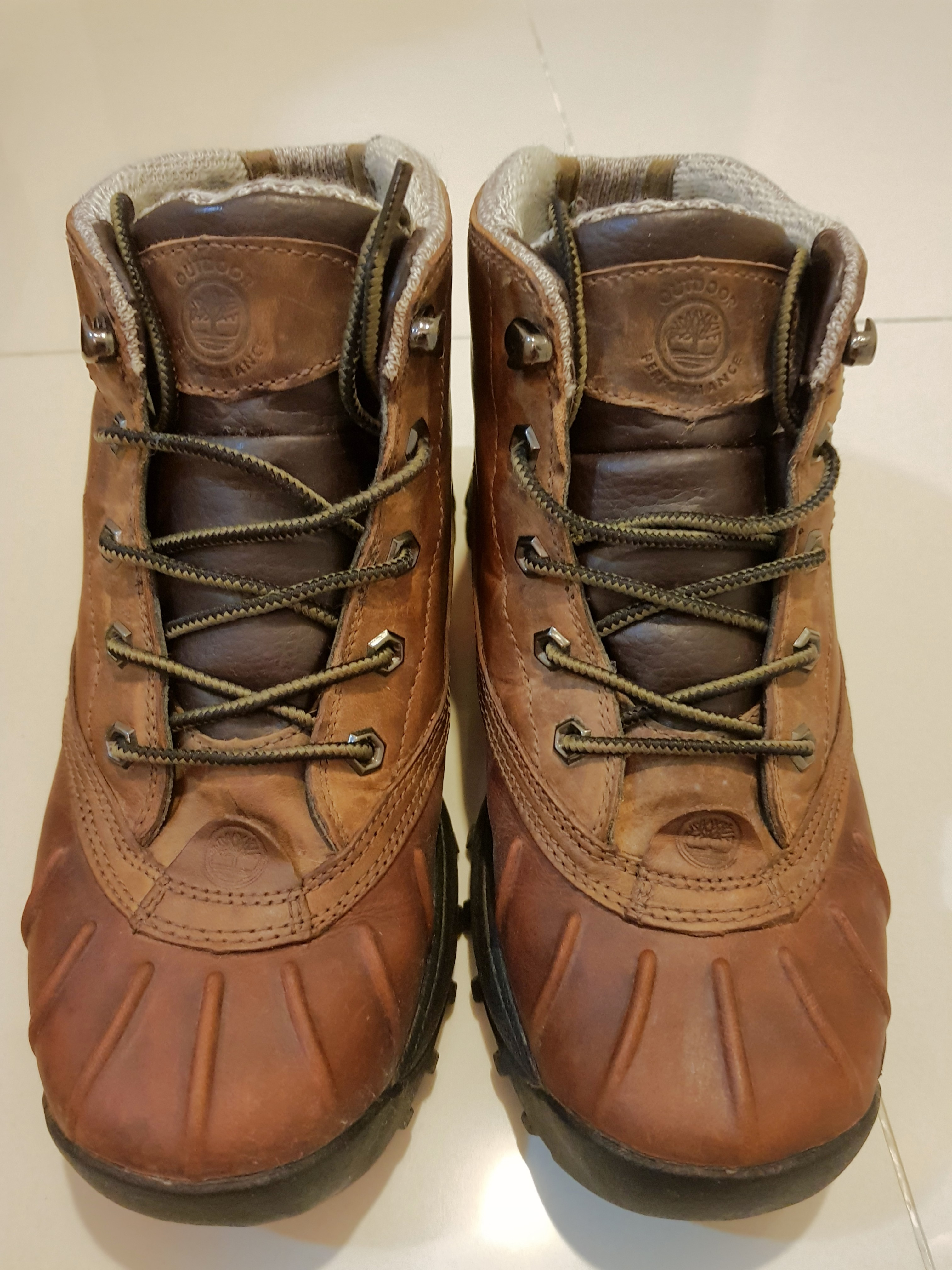 the latest ded8e 3124b Timberland men hiking winter boots, Men s Fashion, Footwear, Boots ...