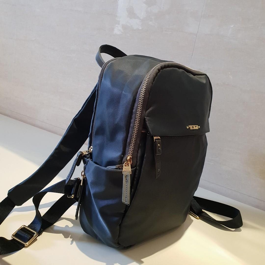 fdca4c3d2 Tumi Voyageur Daniella Small Backpack Black | Building Materials Bargain  Center
