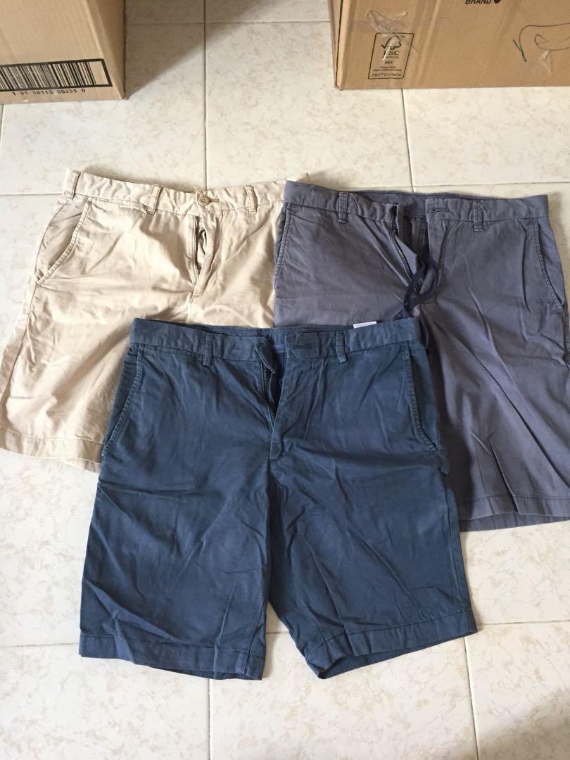 492456399b Uniqlo berms, Women's Fashion, Clothes, Pants, Jeans & Shorts on ...