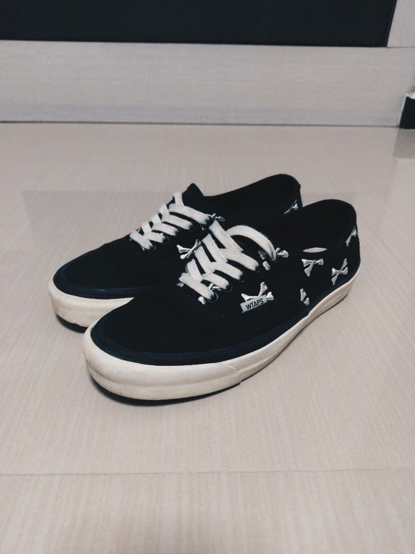 5a7715ad04dd3d Vans Vault X WTAPS Authentic