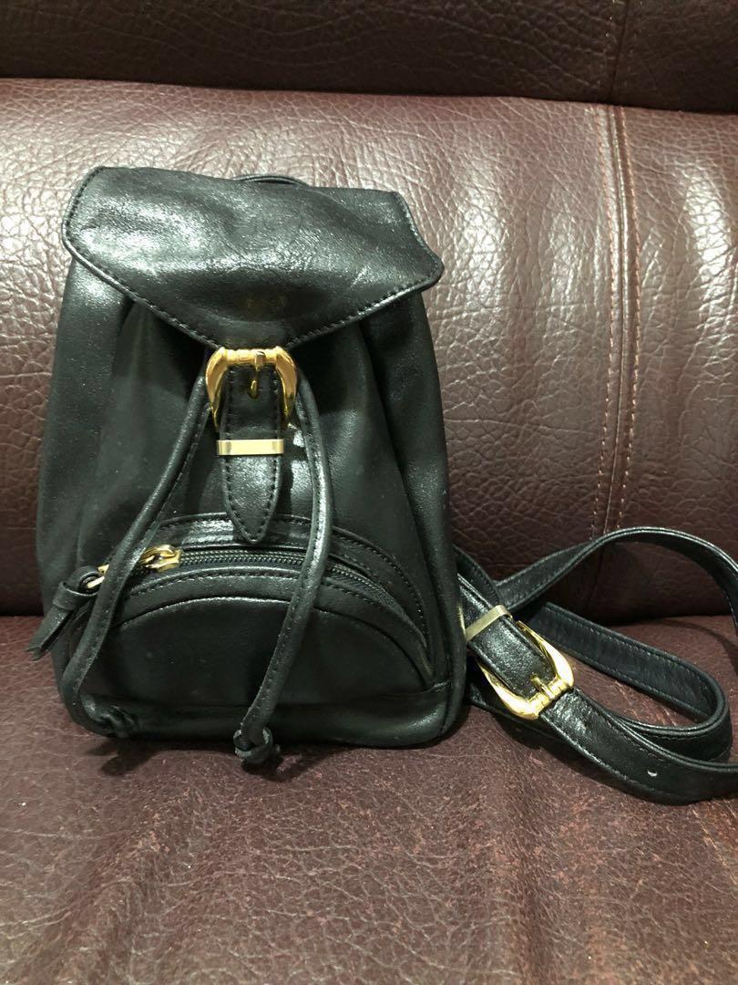 092f768e5f Versace vintage backpack