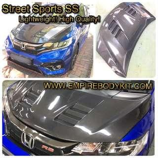 Honda Jazz / Fit Carbon Fibre bonnet