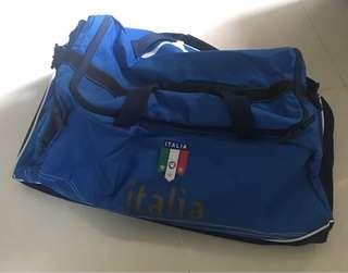 限量版 Neil Barrett puma Travel Bag 旅行袋 shoes pants jeans wallet